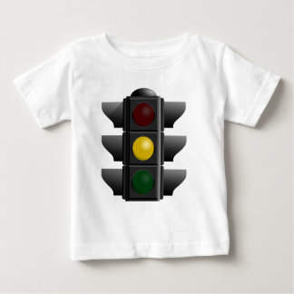 Yellow means Hurry UP! Baby T-Shirt