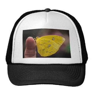 Yellow Mirage Trucker Hat