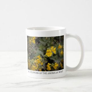 Yellow Monkeyflower Coffee Mug