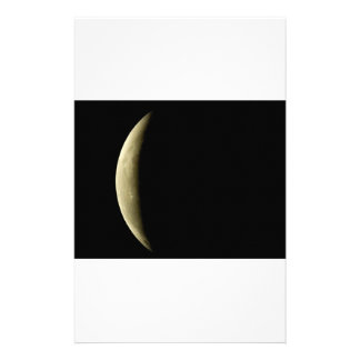 yellow-moon-eclipse stationery