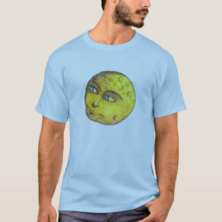 Yellow Moon T-Shirt