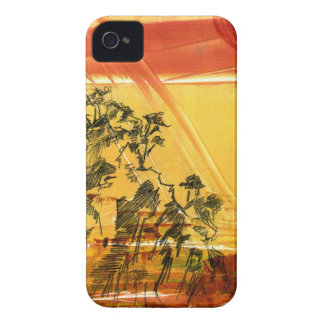 Yellow Mountain of Huang Shan iPhone 4 Cover