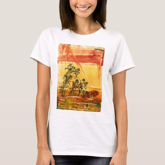 Yellow Mountain of Huang Shan T-Shirt