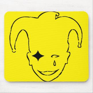 Yellow MTJ Mouse Pad
