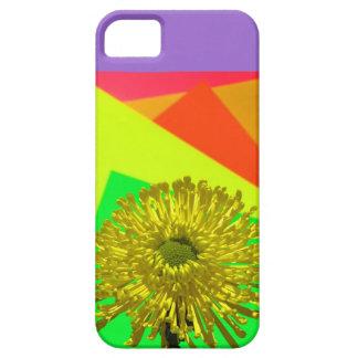 Yellow Mum Bright iPhone 5s Case