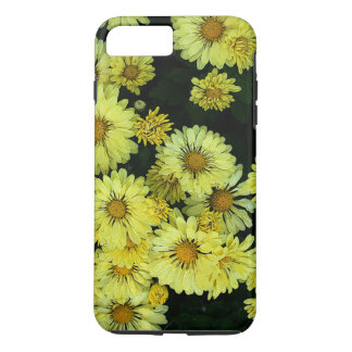 Yellow Mums - flower phone case