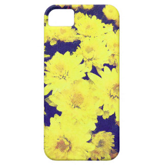 YELLOW MUMS iPhone 5 Case-Mate Case