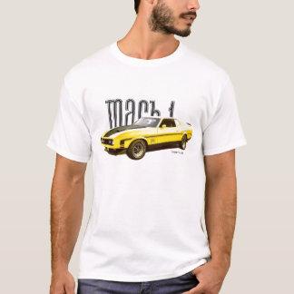 YELLOW Mustang MACH1 T-Shirt