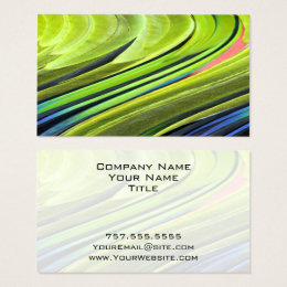 Amazon business cards templates zazzle yellow naped amazon parrot feathers by staylor business card colourmoves