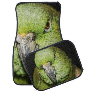 Yellow-Naped Amazon Parrot Car Mat