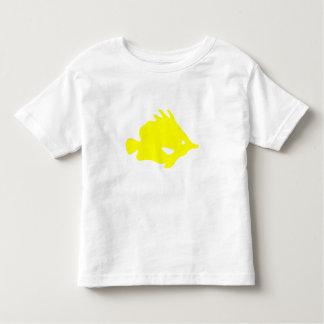 Yellow Needle Nose Fish T-shirt