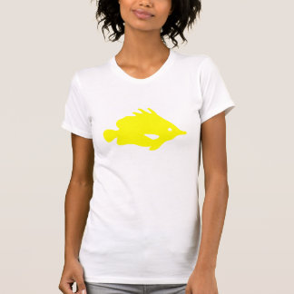 Yellow Needle Nose Fish T Shirt