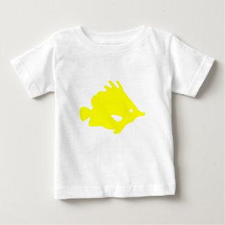 Yellow Needle Nose Fish Tee Shirt