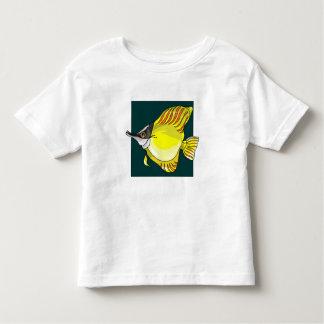 Yellow Needlenose Fish Toddler T-shirt