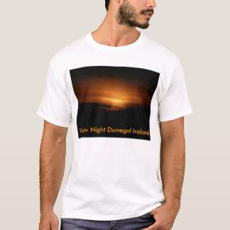Yellow Night Donegal Ireland T-Shirt
