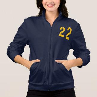 Yellow Number 22 Jacket