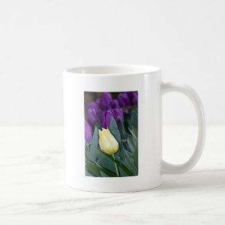 Yellow Odd One Out Classic White Coffee Mug