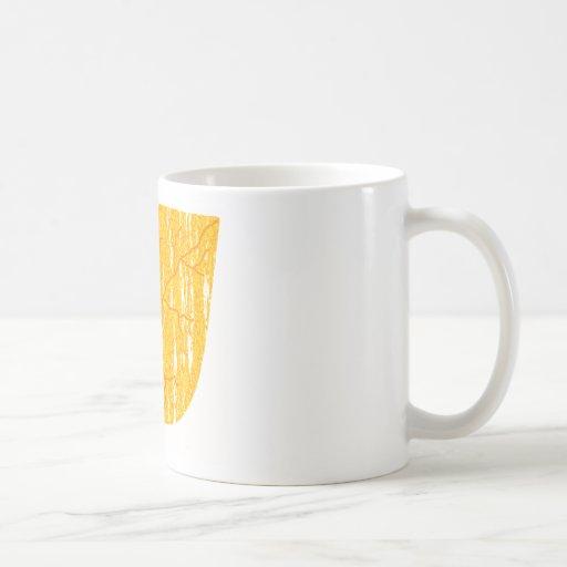 Yellow of Colorado Coffee Mug