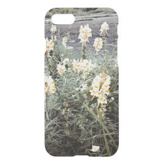 Yellow oily flowers | iPhone 8/7 case