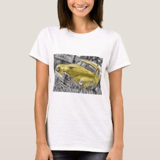 Yellow Oldtimer Vintage Car Motor Vehicle T-Shirt