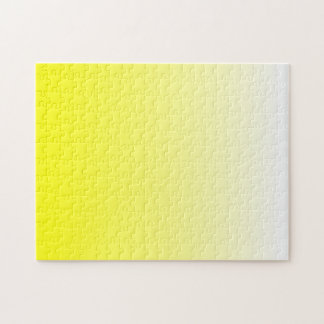 Yellow Ombre Puzzles