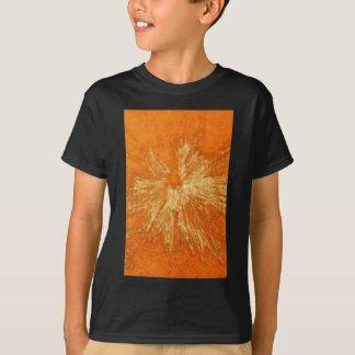 Yellow on Orange Paintball T-Shirt