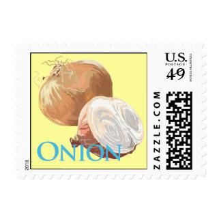 Yellow Onion Postage
