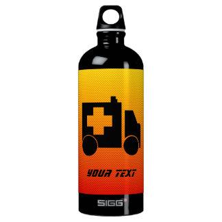 Yellow Orange Ambulance SIGG Traveler 1.0L Water Bottle