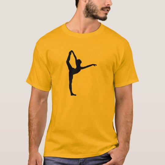 Yellow Orange Ballet T-Shirt