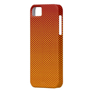 Yellow-Orange dots on ANY color custom iPhone case