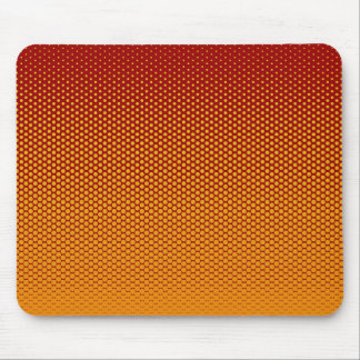 Yellow-Orange dots on ANY color custom mousepad