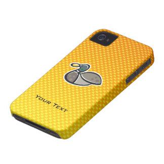 Yellow Orange Duck iPhone 4 Case