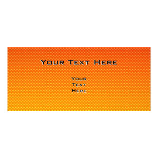 Yellow Orange Kayaking Rack Card