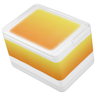 Yellow & Orange Ombre Cooler