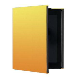 Yellow & Orange Ombre iPad Cover