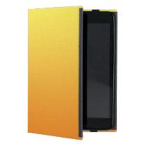 Yellow & Orange Ombre iPad Mini Cover