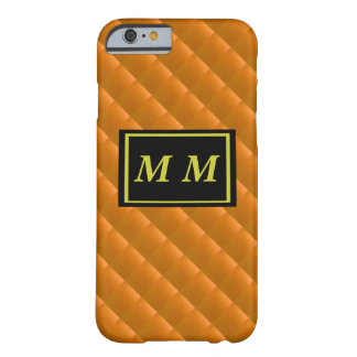Yellow Orange Patern Barely There iPhone 6 Case