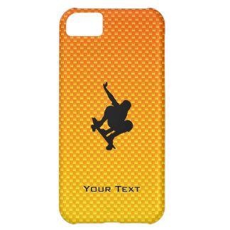 Yellow Orange Skateboarding iPhone 5C Cover
