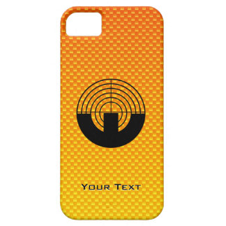 Yellow Orange Sport Shooting iPhone 5 Cover