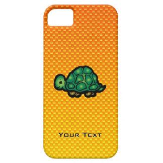 Yellow Orange Turtle iPhone 5 Cases