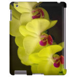 Yellow Orchid - iPad Case