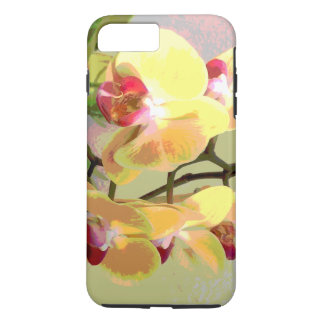 Yellow Orchids in the afternoon sun iPhone 8 Plus/7 Plus Case