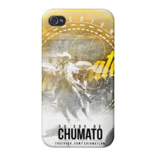 Yellow Outline iPhone CASE Chumato
