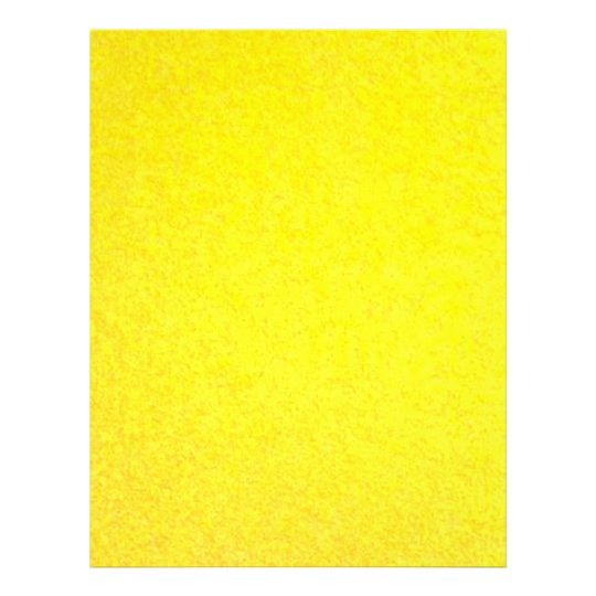 Yellow outside flyer