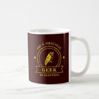 Yellow Owl Mug