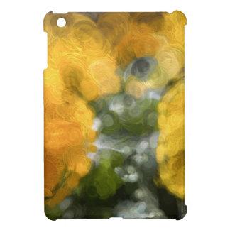 Yellow Pansies iPad Mini Case