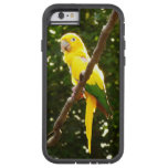 Yellow Parrot Tough Xtreme iPhone 6 Case