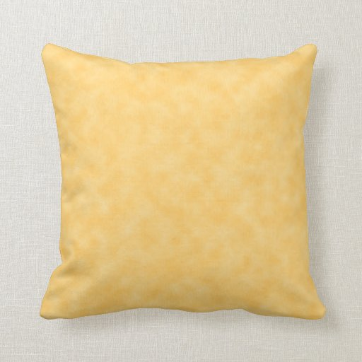 Yellow Patterned Background. Pillows