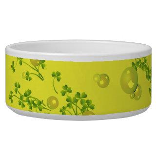 yellow pearl Pet Bowl