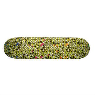 Yellow People Custom Skate Board
